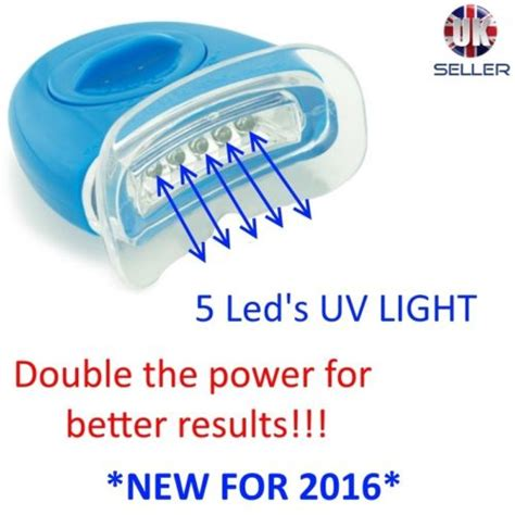 teeth whitening light laser uv plasma led whitening