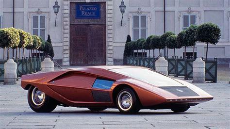 best car designs bertone s 10 best designs photos