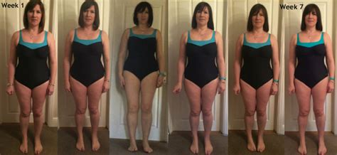 how to do a body makeover at 60 body makeover week 8 of joe wick s plan and our blogger