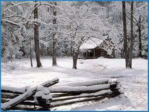 winter cottage screensaver winter cottage free