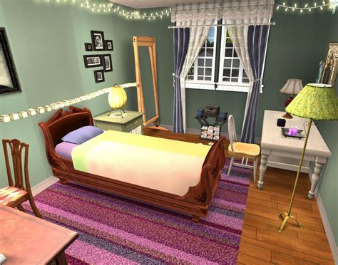 bella swan bedroom mod the sims twilight bella swan s house base game