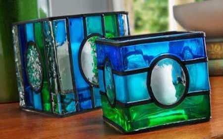 candelabros marroquies candelabros de vidrio