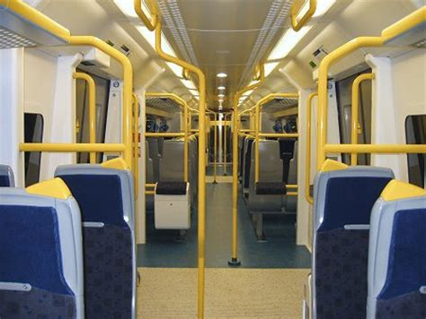 Southeastern Interiors by South Eastern Trains Display Class 376