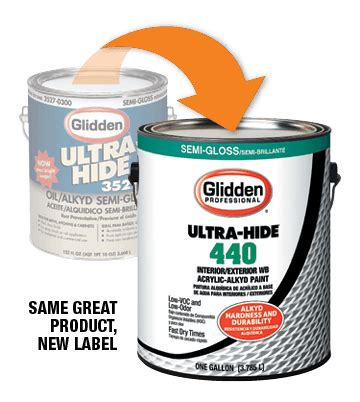 glidden professional paint products at the home depot