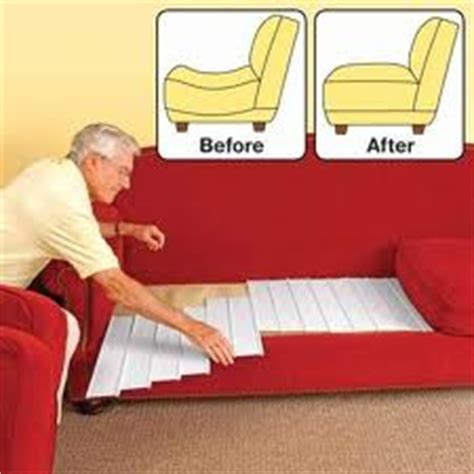 as seen on tv couch cushion support specially engineered panels support heavy use images frompo