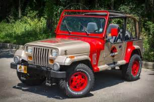 Jeep From Jurassic Park Jurassic Park Jeep Owner Still Revels In Creation Jk Forum