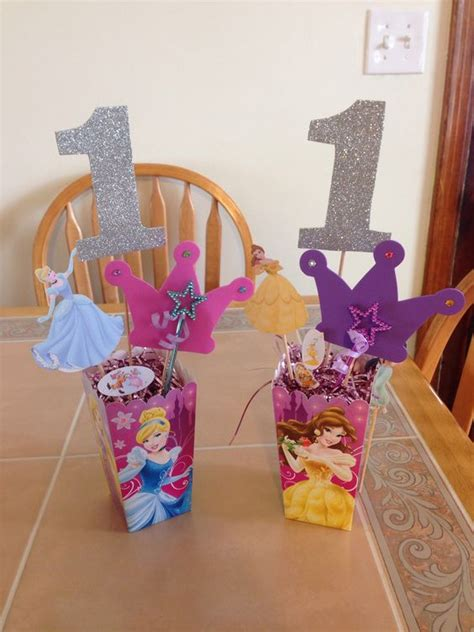 princess centerpieces 1000 ideas about disney princess centerpieces on