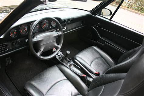 Porsche 993 Interior by 1995 Porsche 911 993 Sports Car Shop