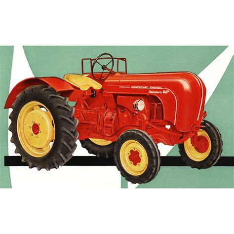 Porsche Traktor Preis by Porsche Diesel Traktor Handbuch Ap 22 P17 2 Porsche Traktor