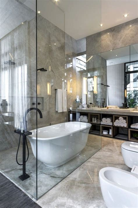 modern bathroom d 233 cor and it s features bathroom 1000 images about bathrooms powder rooms on pinterest