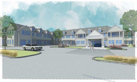 nantucket cottage hospital architectural renderings site plan nantucket cottage