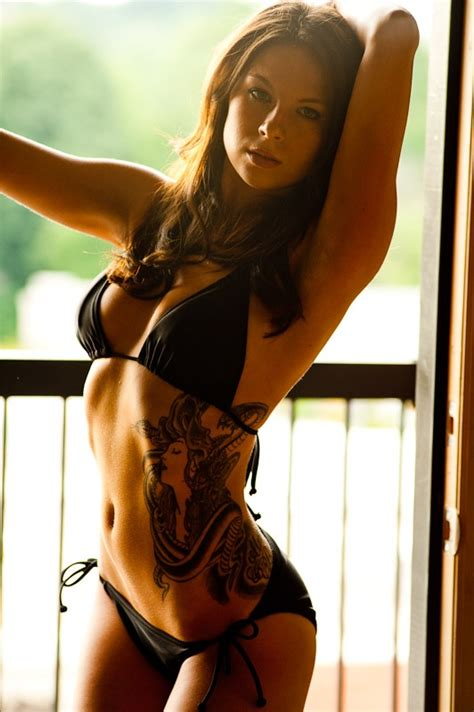 hot tattoo pinterest hot tattoo and chick the tattooed girls pool pinterest