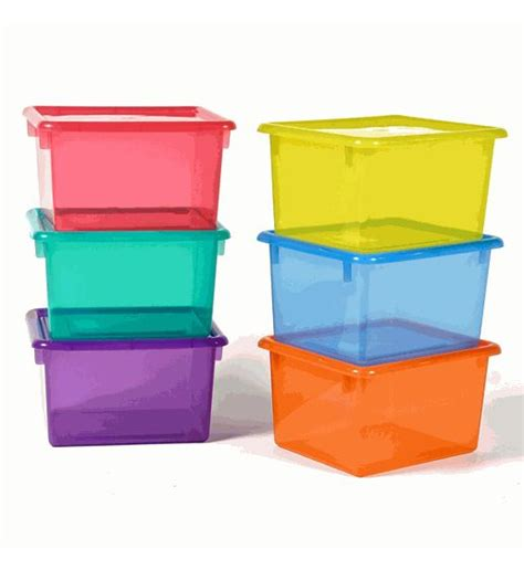 colored storage bins small colored plastic storage containers home sweet home