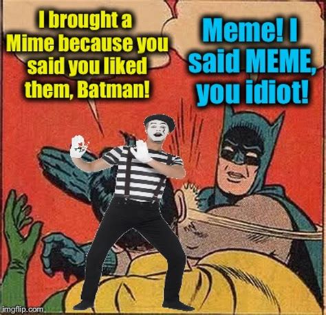 Batman Slapping Robin Meme Maker - batman slapping robin imgflip