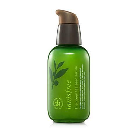innisfree the green tea seed serum beautyjoint