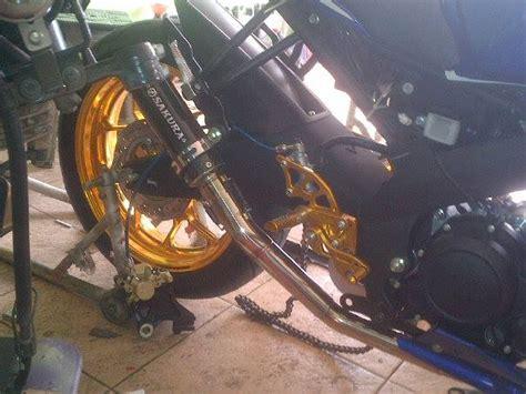 Velg Ori Pelk Yamaha R15 inspirasi modifikasi yamaha r15 pake velg lebar ridergalau