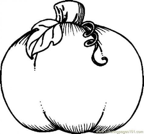 blank pumpkin coloring pages blank pumpkin template coloring home