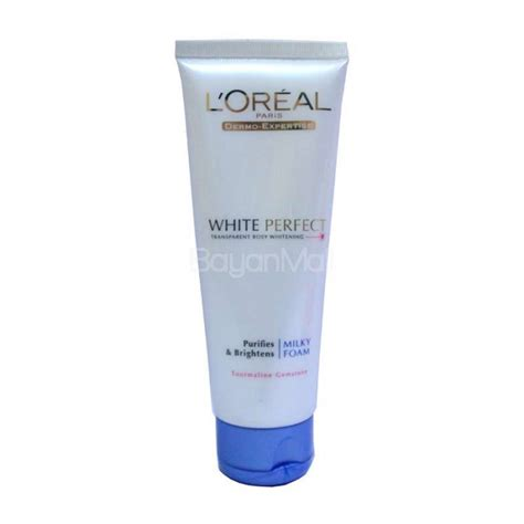 Loreal White Foam 100 Ml loreal dermo expertise white purifies