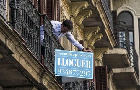 barcelona ciudad sin pisos