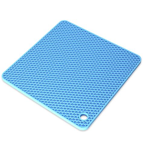 Pot Mat by Silicone Heat Table Pastry Counters Trivet Kitchen Pot