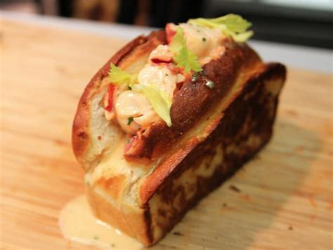 recipe lobster roll lobster roll recipe food network