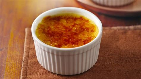 creme brulee for a crowd recipe cr 232 me br 251 l 233 e recipe bettycrocker com