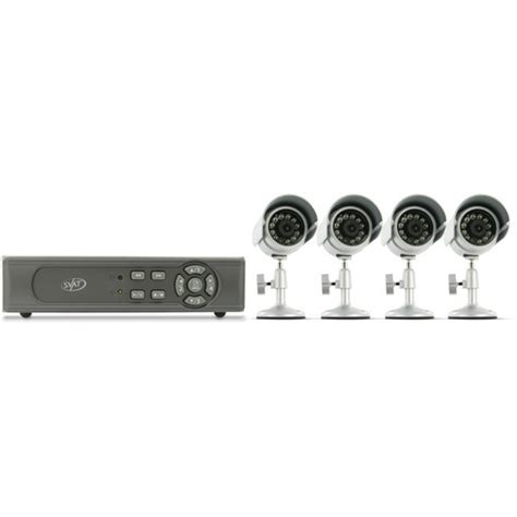 svat do it yourself compact dvr security system bhcv2 b h