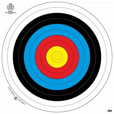 Sasaran Tembak Shooting Target Paper Circle fita 60cm maalitaulu jousiammuntaan m 246 kkimies