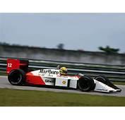1988 McLaren Honda MP4 4 Formula F 1 Race Racing H