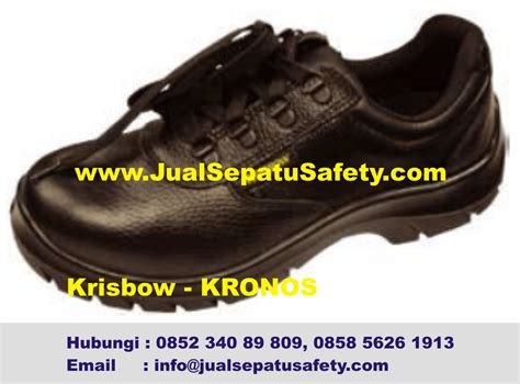 Foto Dan Sepatu Safety Krisbow distributor safety shoes krisbow kronos hp 0852 340 89