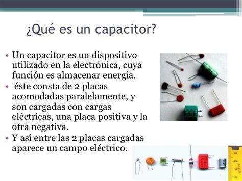 que es un capacitor mixto capacitores y diel 233 ctricos