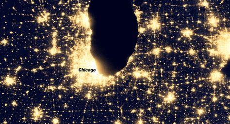 chicago light map chicago s best stargazing spots wbez