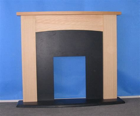 Mdf Fireplace Mantels And Surrounds by China Mdf Veneer Mantel Mfv 017 China Fireplace