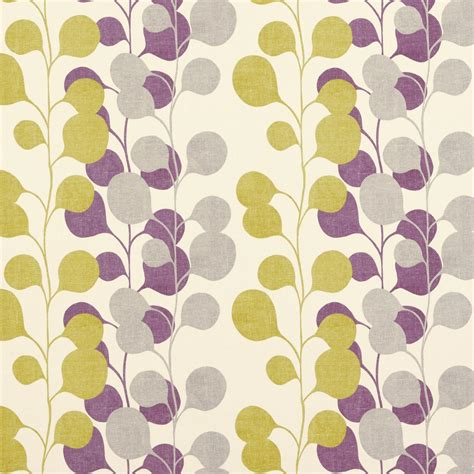Ralph Lauren Home Decor Fabric by Roman Blinds In Pod Fabric Amethyst Lime Stone Neutral
