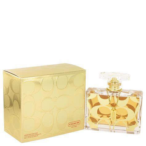 Parfum Signature coach signature d or coach eau de parfum spray 3 4 oz perfumemart