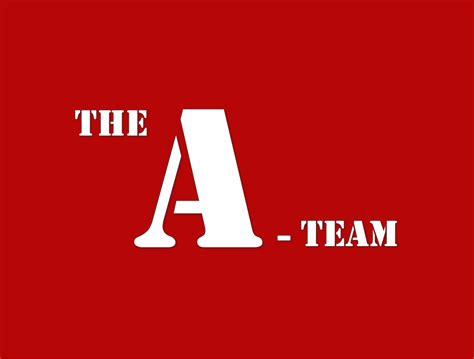 The A Team by The A Team