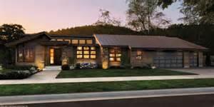 Home Design Story Videos the mercer stunningly original single story contemporary house plan