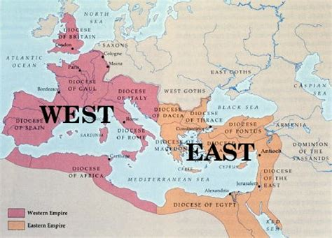 rome of the west photos church history timeline preceden