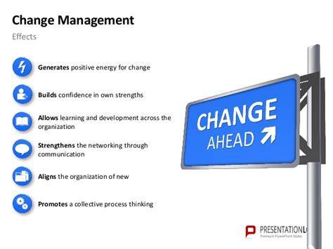 powerpoint change slide template change management powerpoint template