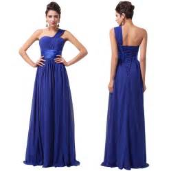 chic cheap long royal blue bridesmaid dresses under 50 one