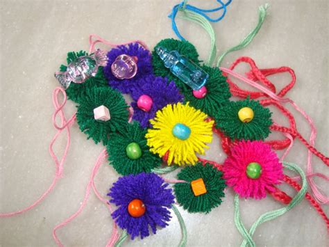 Handmade Rakhi Ideas - 5 creative rakhi ideas make handmade rakhi wiki how