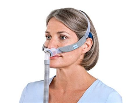 Nasal Pillows Vs Mask by Resmed Fx Cpap Mask