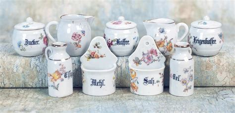 canisters stunning porcelain canisters rustic country