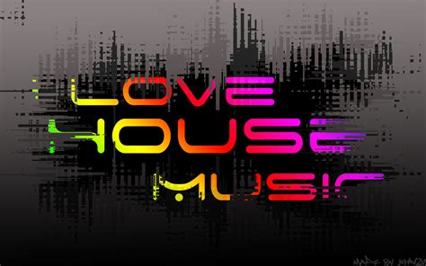 House Music Wallpaper