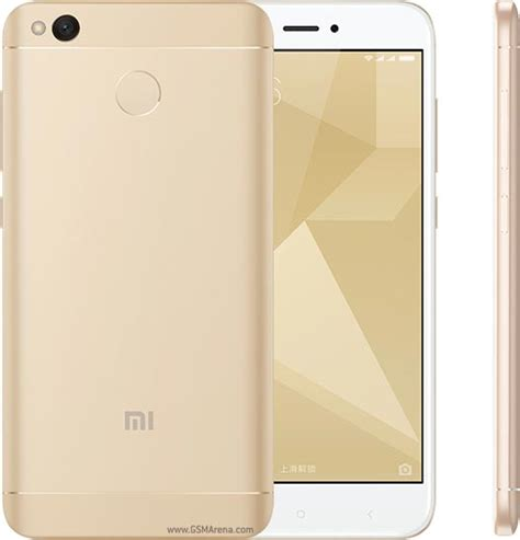 Xiomi Redmi4 xiaomi redmi 4 4x pictures official photos