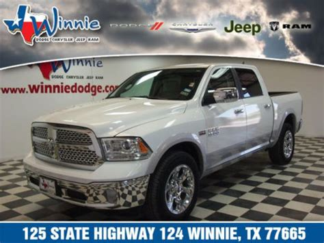 Winnie Chrysler Dodge Jeep Ram Find Used 4wd Laramie Air Suspension Only 7k In