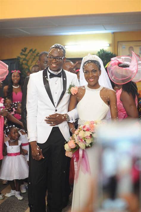 Marriage de miss cote d'ivoire 2008