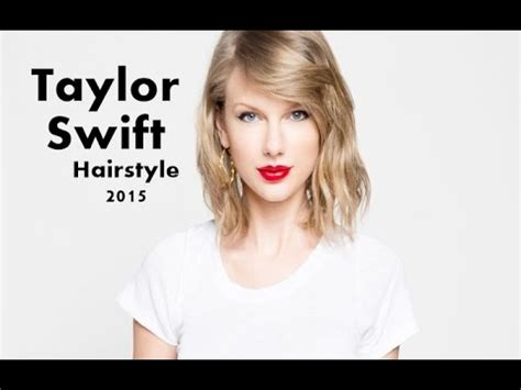 tutorial on how to cut taylor swift haircut taylor swift best hairstyle 2016 youtube