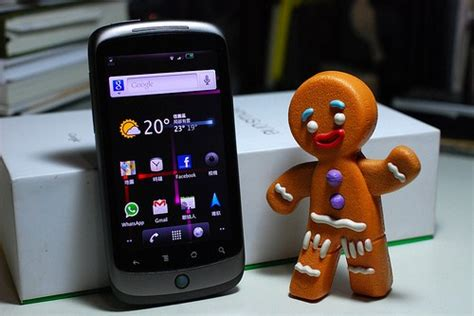 gingerbread android update my androidgingerbread update info update android from froyo to gingerbread