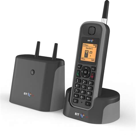 rugged cordless phone bt elements single rugged ip54 cordless handset the telephone store for phones and acccessories